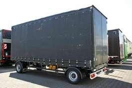 tilt trailer TAZ2 Schiebeplane Edscha Zuggabel verstellbar 2011