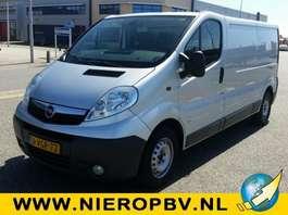 закрытый ЛКТ Opel VIVARO-2 2.5CDTI 107KW-DPF-E4 2.9T L2H1 TECSHIFT 2010
