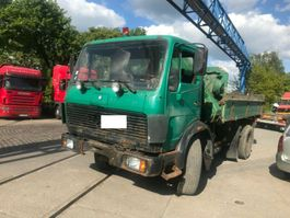 other trucks Mercedes-Benz 1620.1617.1622.tipper 4x2.Full Steel Blatt Blatt