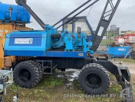 all terrain cranes Sennebogen S611M 1986