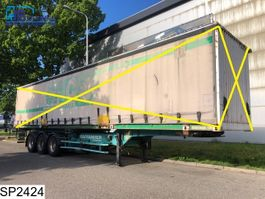 Container-Fahrgestell Auflieger Coder Container Disc brakes, 20 / 40 / 45  FT Container Transport,  Twistlocks 2003