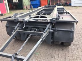 container chassis trailer GS Meppel GS MEPPEL 1995