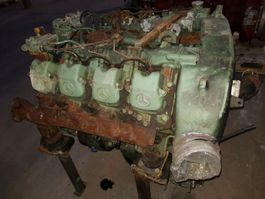 Engine truck part Mercedes-Benz OM 442 V 8.