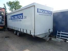 tilt car trailer Brenderup plateauwagen