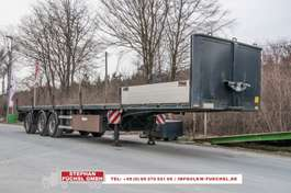other full trailers M&V  SANH Plattform | ausziehbar +1m | Lenkachse 2007