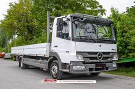 vcl inclinable Mercedes Benz Atego2 818 L LKW pritsche 2013