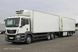 Kühl-LKW MAN 26.440 TGS EURO6 Kühlkoffer-Durchladezug LBW 2 t 2014