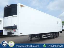refrigerated semi trailer Pacton FRIGO CARRIER stuuras 2007