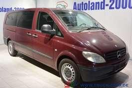 taxi bus Mercedes Benz Vito 111 CDI Lang Automatik 7 Sitze Klima 1.Hand 2006