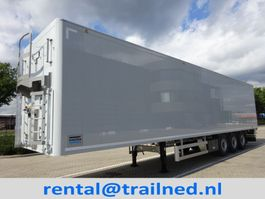 walking floor semi trailer Knapen Trailers K200 - 92m3 Agri X-Light 2021