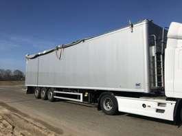 walking floor semi trailer Knapen knapen K-100 walking floor 10 mm boden 2014