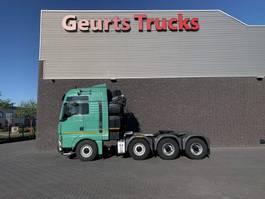 heavy duty tractorhead MAN TGX 41.680 8X4 HEAVY DUTY TRACTOR 250 TONS 2011