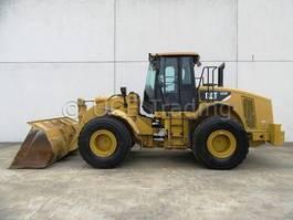 wheel loader Caterpillar 950H 2007