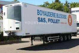 refrigerated semi trailer Lamberet TK SLX 400/FRC 2021/Liftachse/SAF/LBW 2012