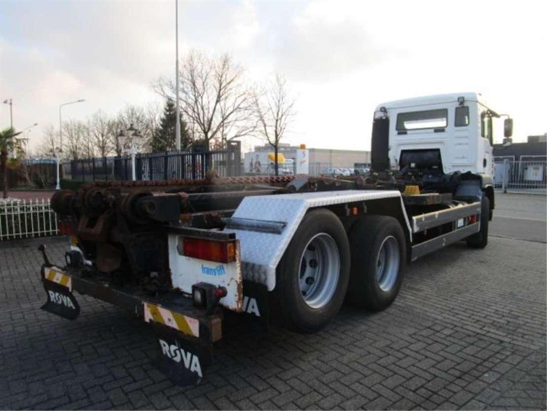 kontejnerové vozidlo MAN 26-430 6x2 2005