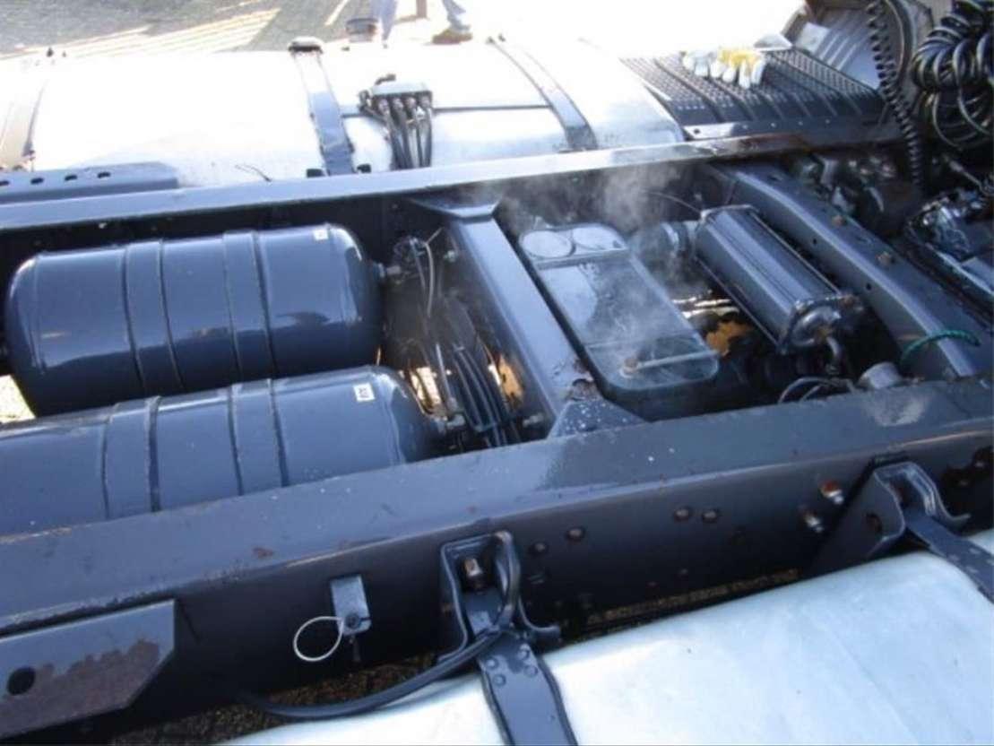 cab over engine Scania SCANIA 124/420   MANUEL-GEARBOX 2004