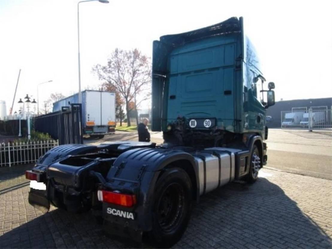 Tahače standardní Scania SCANIA 124/420   MANUEL-GEARBOX 2004