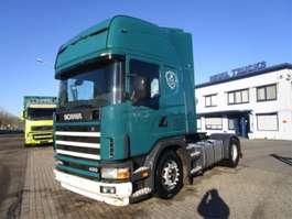 cabeza tractora Scania SCANIA 124/420   MANUEL-GEARBOX 2004