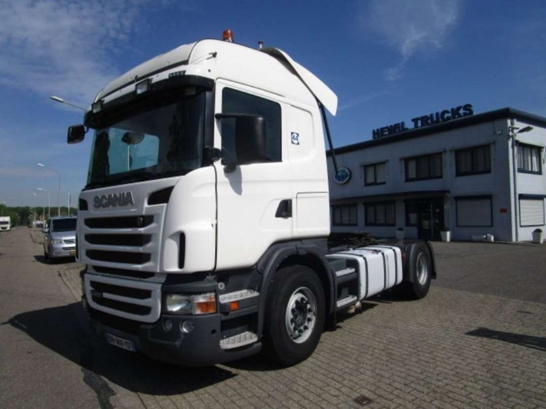 trattore stradale Scania G-400 4X2 2011