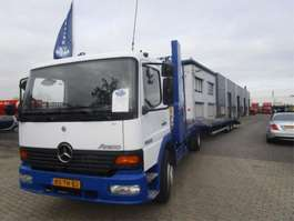 PKW-Transporter Lastkraftwagen Mercedes Benz MERCEDES ATEGO 1528 MANUEL-GEARBOX 2000