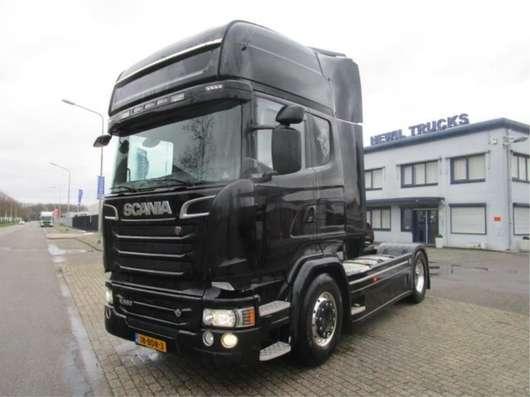 cabeza tractora Scania R-580 4X2 2014