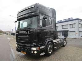 ciągniki siodłowe Scania R-580 4X2 2014