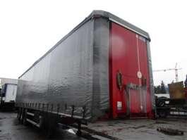 sliding curtain semi trailer LeciTrailer LECI-TRAILER  3-ASSER  SCHUIFDAK/SCHUIFZEILEN 2002