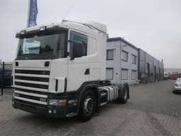 cabeza tractora Scania 124/420 4X2 2001
