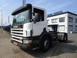 cabeza tractora Scania 114-380 4X2 2001
