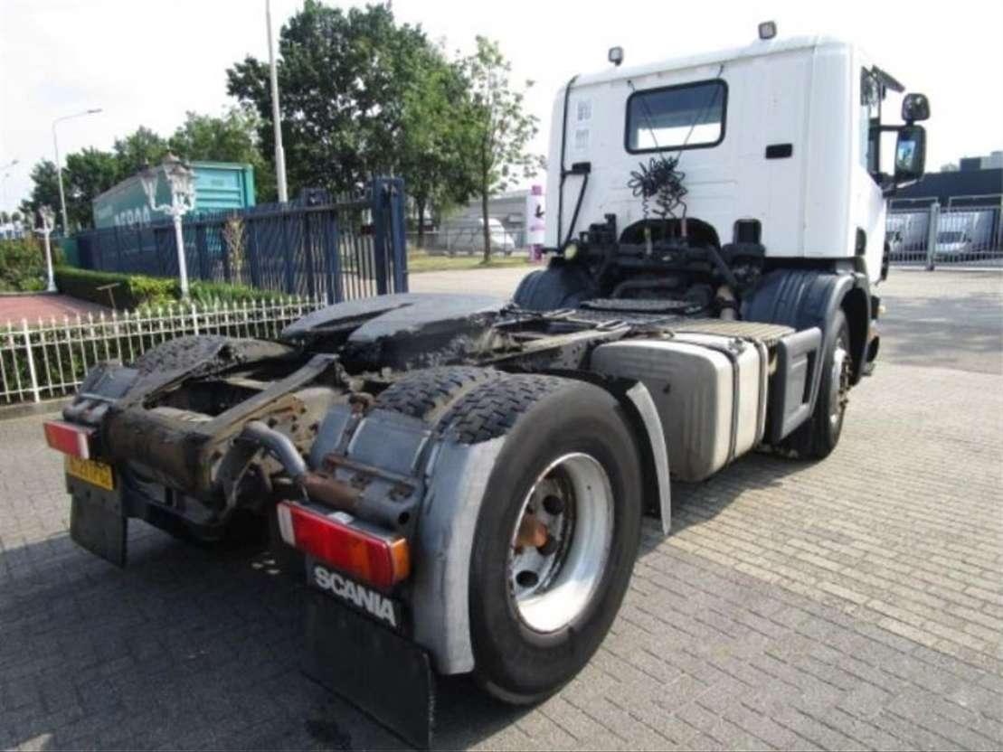 ciągniki siodłowe Scania 114-380 4X2 2001