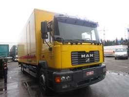 camión de caja cerrada MAN MAN 18.250 2003