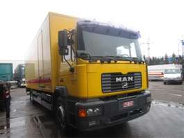 ciężarówka ze skrzynią zamkniętą > 7.5 t MAN MAN 18.250 2003