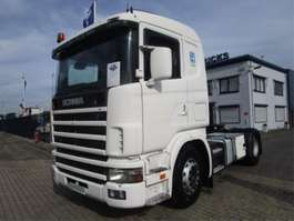 cabeza tractora Scania SCANIA 124/420   **RETARDER** 2000