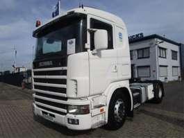 Tahače standardní Scania SCANIA 124/420   **RETARDER** 2000