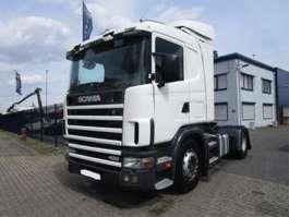 caminhão trator Scania SCANIA 124/420    MANUEL-GEARBOX 2000