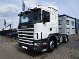 trattore stradale Scania SCANIA 124/420    MANUEL-GEARBOX 2000