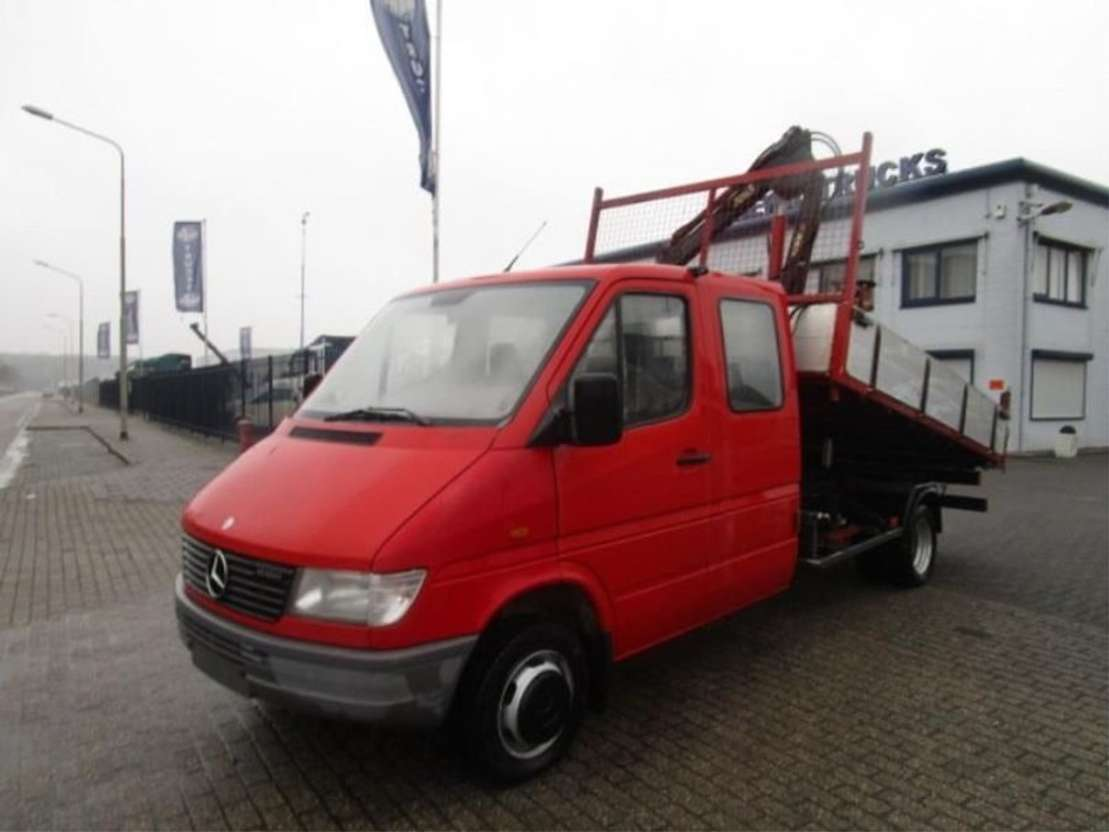 other trucks Mercedes Benz MERCEDES SPRINTER 408 D 1998