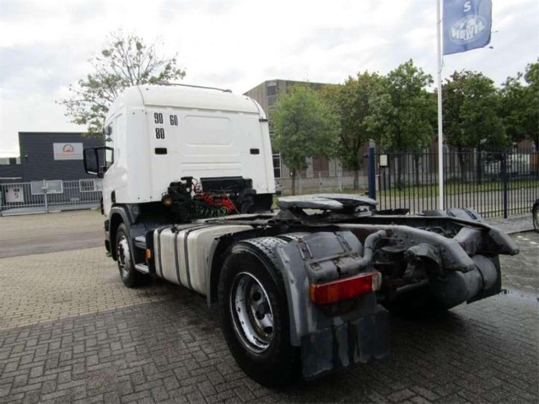 tracteur standard Scania SCANIA  114/380   MANUEL-GEARBOX 1999