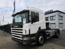 caminhão trator Scania SCANIA  114/380   MANUEL-GEARBOX 1999