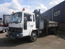 camião basculante Volvo VOLVO FL6/14  TURBO 1988