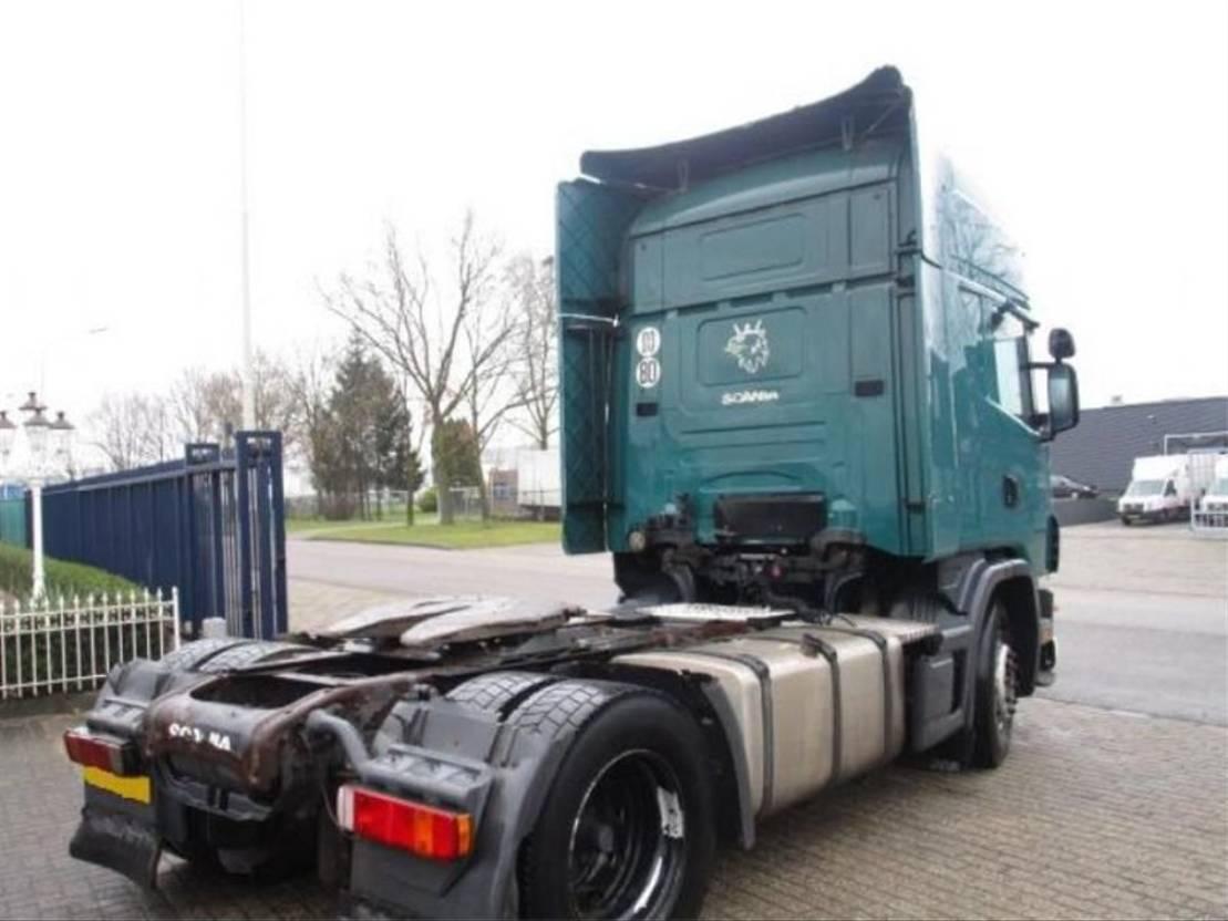 cab over engine Scania SCANIA 114/380   **RETARDER** 2000