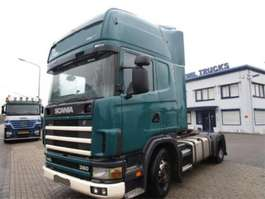 cabeza tractora Scania SCANIA 114/380   **RETARDER** 2000