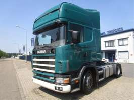 cabeza tractora Scania SCANIA 114/380 MANUEL-CEARBOX 2002
