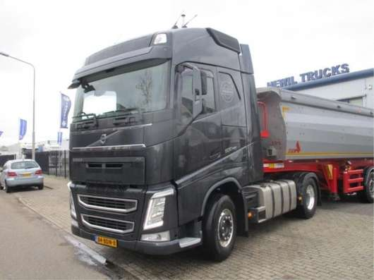 caminhão trator Volvo FH-500 4X2 2014
