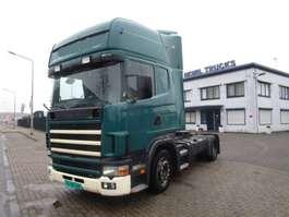 caminhão trator Scania 124-420 4X2 2003