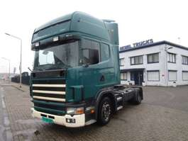 trattore stradale Scania 124-420 4X2 2003