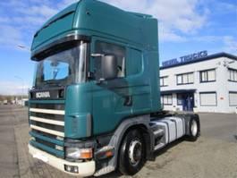 Тягачи стандарт Scania SCANIA 114.380   **RETARDER** 2002