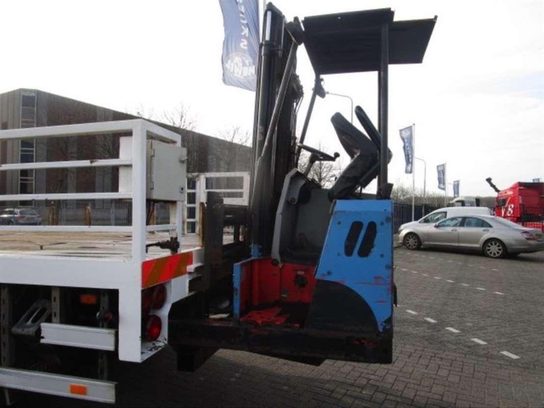 carretilla elevadora montada en camión Kooiaap PALFINER F3-201 2007