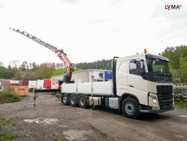 crane truck Volvo SOFORT! -NOW AVAILABLE ! FH540-FASSI F365A2.28 2019