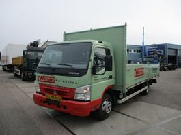 platform truck Mitsubishi CANTER  FUSSO 75 C 15 2011